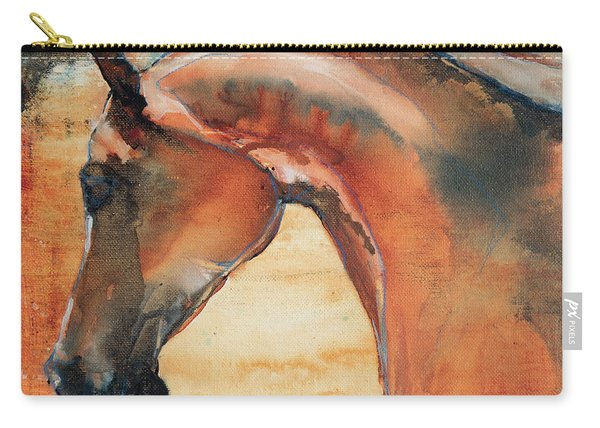 Sun Kissed Abrabian Carry-all Pouch