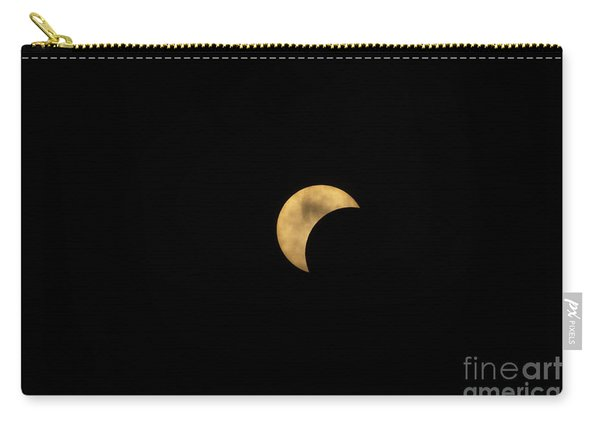 Sun Moon Clouds Carry-all Pouch