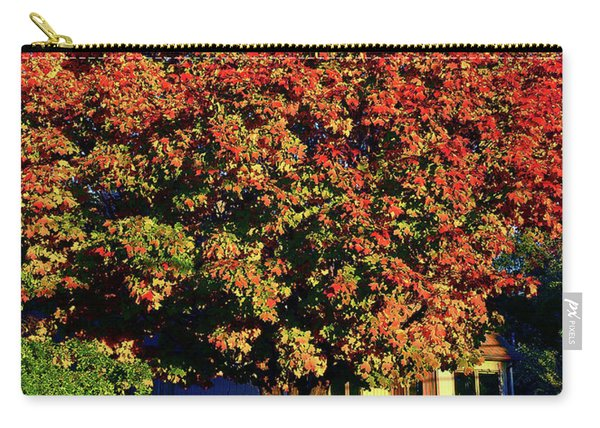 Sun-shining Autumn Carry-all Pouch