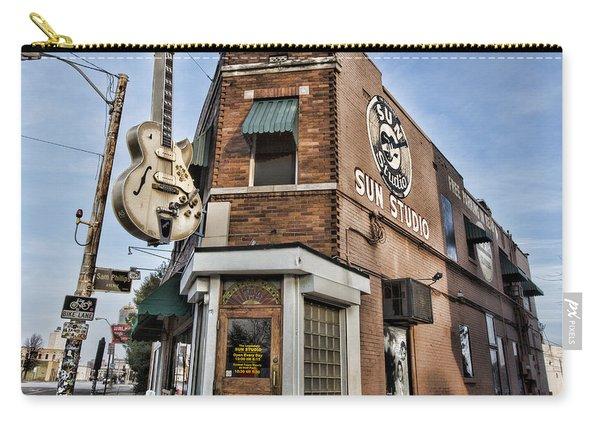 Sun Studio - Memphis #1 Carry-all Pouch