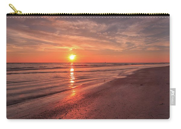 Sunburst At Sunset Carry-all Pouch