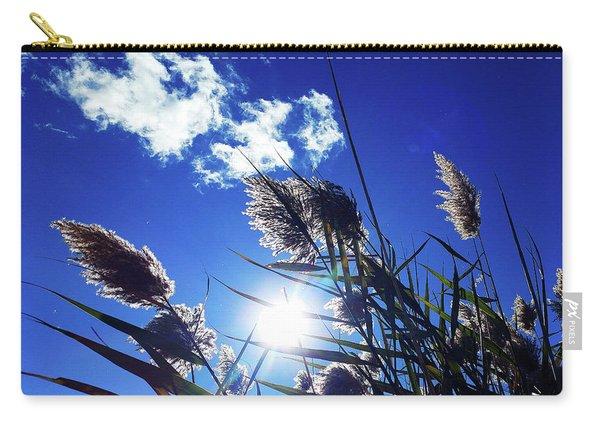 Sunburst Reeds Carry-all Pouch
