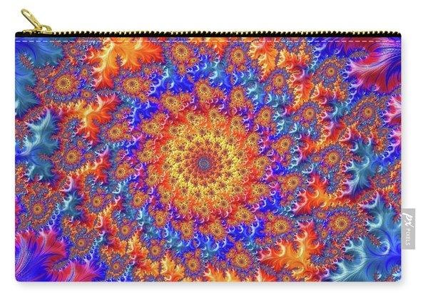 Sunburst Supernova Carry-all Pouch
