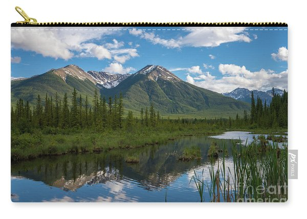 Sundance Peak In Vermillion Lakes Carry-all Pouch
