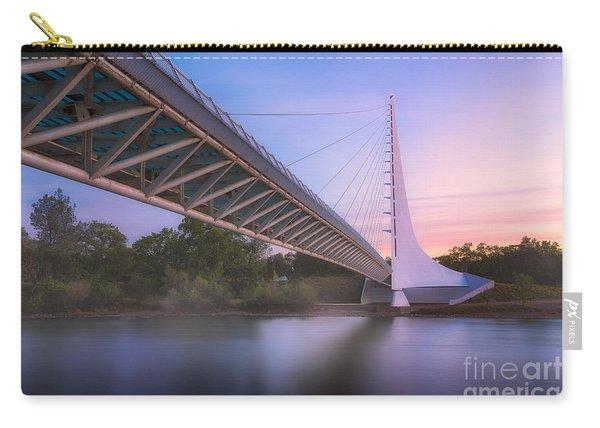 Sundial Bridge 6 Carry-all Pouch