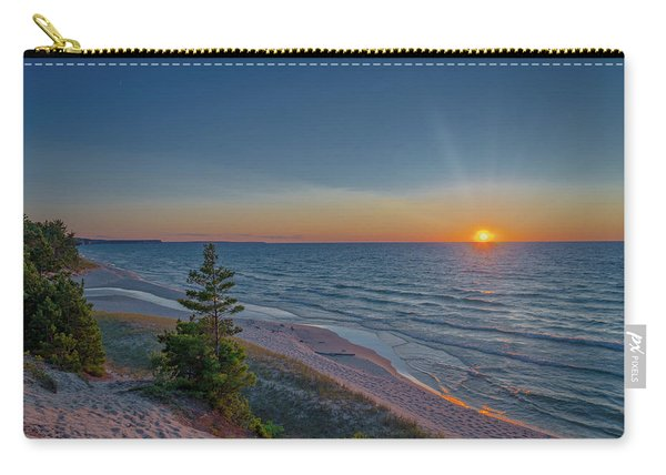 Sundown At Beaver Creek Carry-all Pouch
