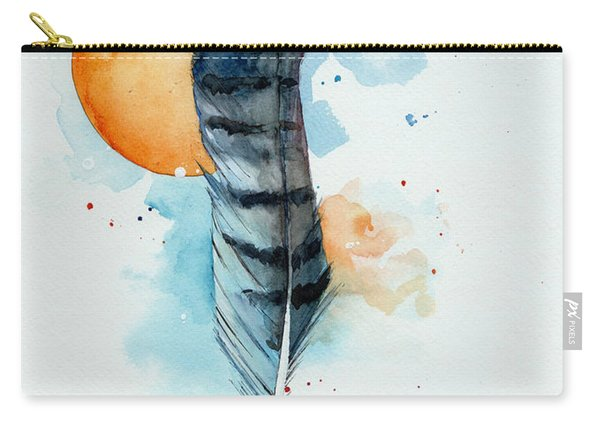 Sunfeather Carry-all Pouch