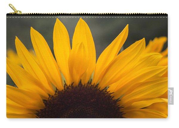 Sunflower Petals Carry-all Pouch