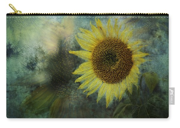 Sunflower Sea Carry-all Pouch