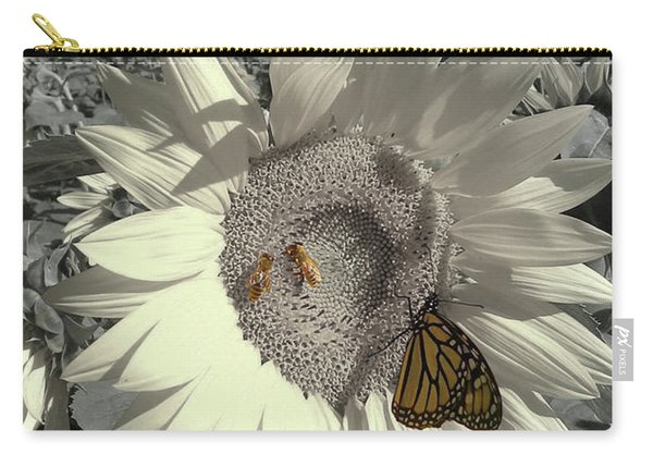 Sunflower Tint Carry-all Pouch
