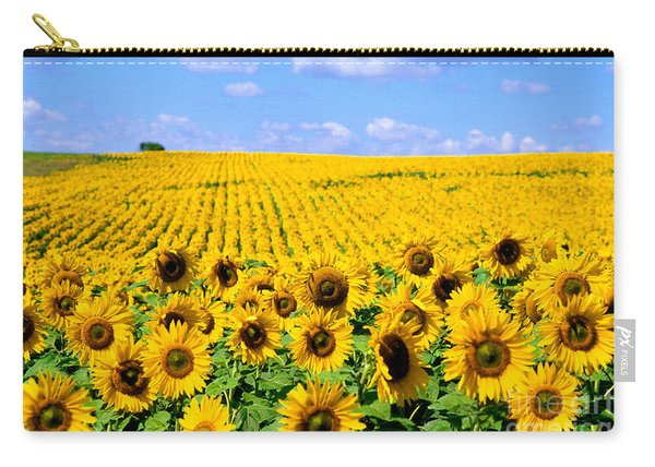 Sunflowers Carry-all Pouch