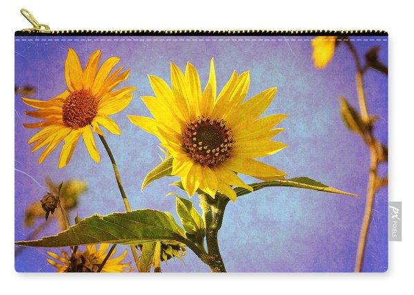 Sunflowers - The Arrival Carry-all Pouch
