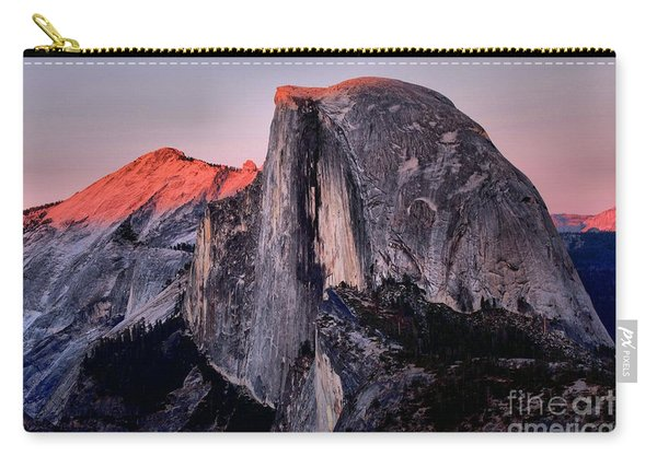Sunkiss On Half Dome Carry-all Pouch