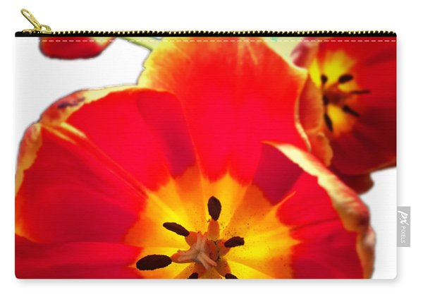 Sunkissed Tulips Carry-all Pouch