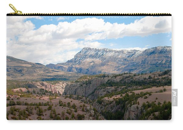 Sunlight Creek Of Wy Carry-all Pouch