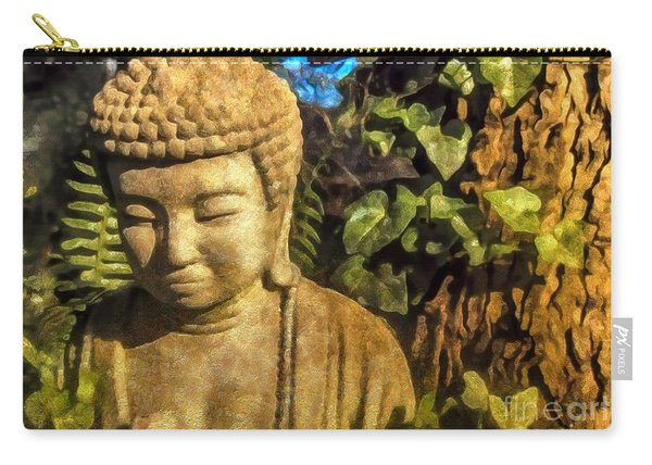 Sunlit Buddha 2015 Carry-all Pouch