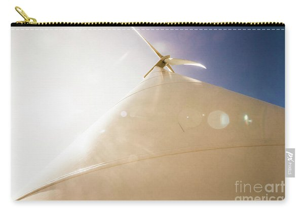 Sunlit Wind Power Carry-all Pouch