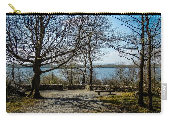 Sunny Afternoon At Lough Coole Carry-all Pouch