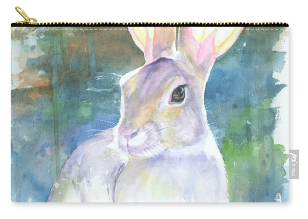 Sunny Bunny Carry-all Pouch