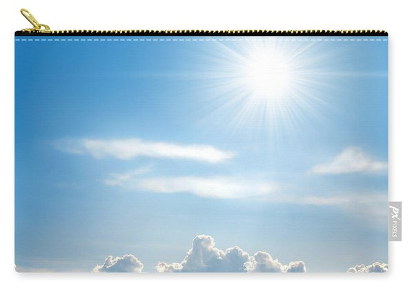 Sunny Sky Carry-all Pouch