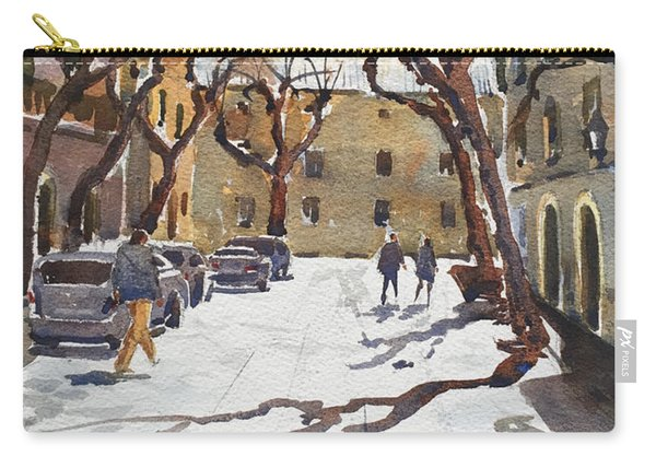 Sunny Street, Valledemossa Carry-all Pouch