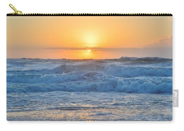 Sunrise 18th Of June Carry-all Pouch