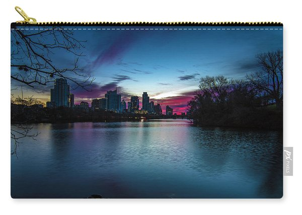 Sunrise At Lou Neff Point Carry-all Pouch