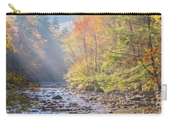 Sunrise At Metcalf Bottoms Carry-all Pouch