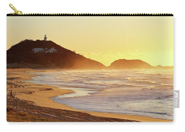 Sunrise At Sugarloaf Point Carry-all Pouch