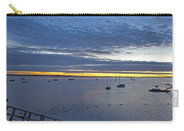 Sunrise At The Barnstable Yacht Club Carry-all Pouch