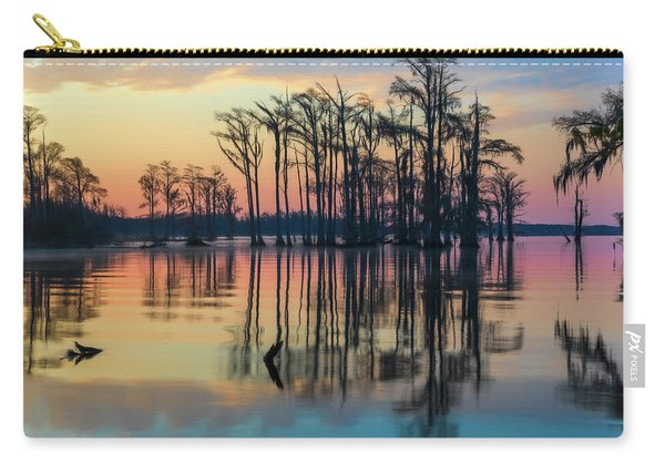 Sunrise, Bald Cypress Of Nc  Carry-all Pouch