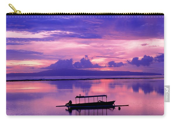 Sunrise Balisanur Indonesia Carry-all Pouch