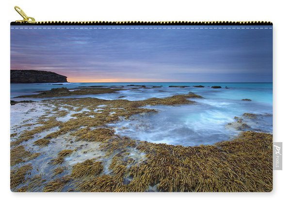 Sunrise Beneath The Storm Carry-all Pouch