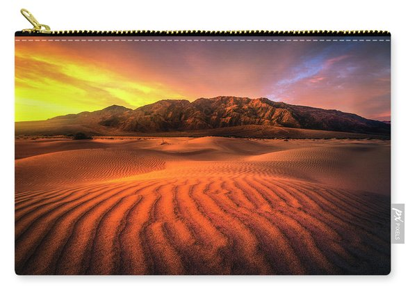Sunrise-death Valley Carry-all Pouch