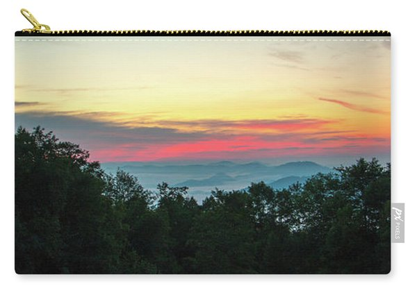 Sunrise From Maggie Valley August 16 2015 Carry-all Pouch