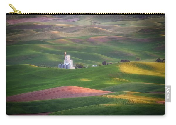 Sunrise From Steptoe Butte. Carry-all Pouch