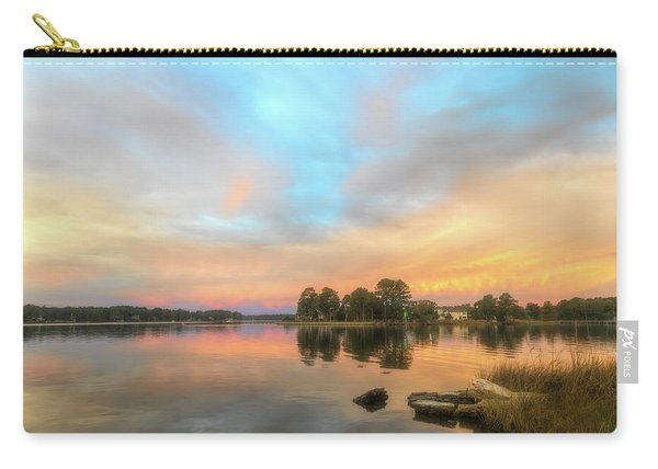 Sunrise, From The West Carry-all Pouch