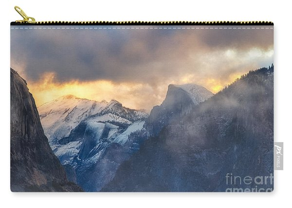 Sunrise Half Dome Carry-all Pouch