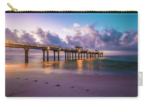 Sunrise In Alabama  Carry-all Pouch