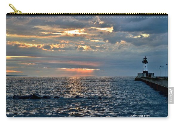 Sunrise In Duluth Carry-all Pouch