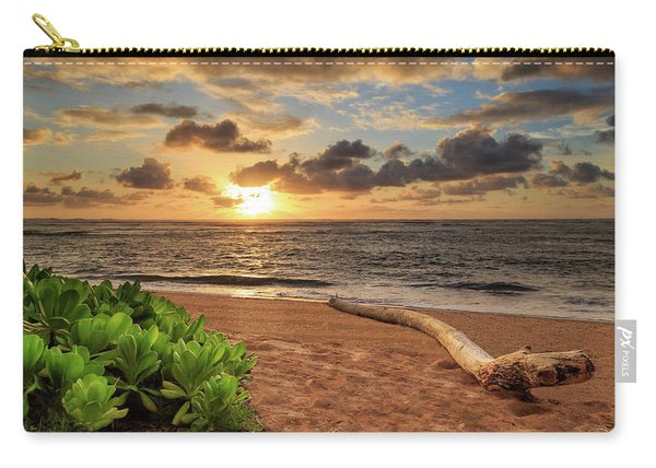Sunrise In Kapaa Carry-all Pouch