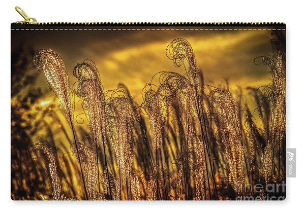 Sunrise In Missouri Carry-all Pouch