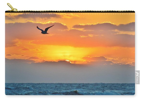 Sunrise In Nags Head Carry-all Pouch