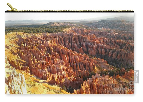 Sunrise In The Canyon Carry-all Pouch