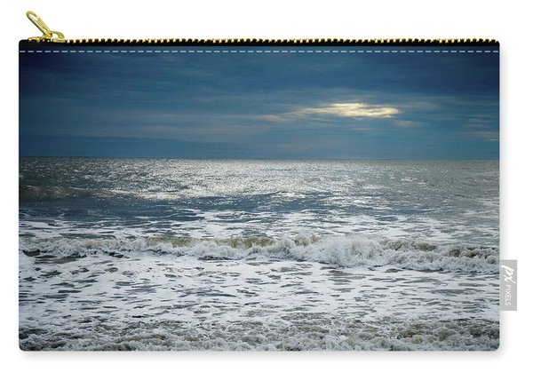 Sunrise-kennebunk Beach Carry-all Pouch