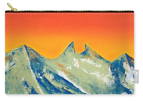 Sunrise La Silla Carry-all Pouch