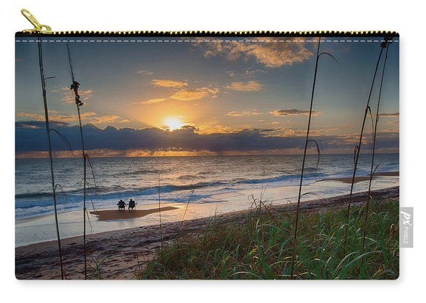 Sunrise Love Carry-all Pouch
