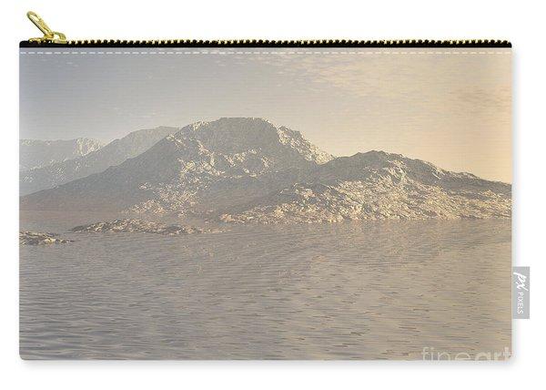 Sunrise Mountains Landscape Carry-all Pouch