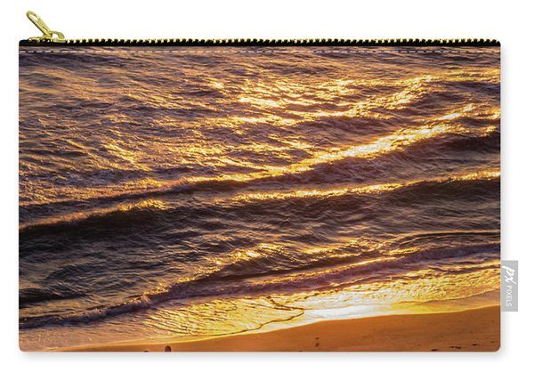 Sunrise On Melbourne Beach Carry-all Pouch