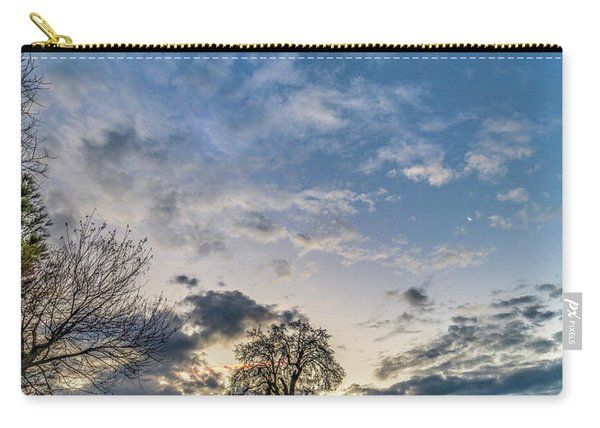 Sunrise On The Back Hill Carry-all Pouch